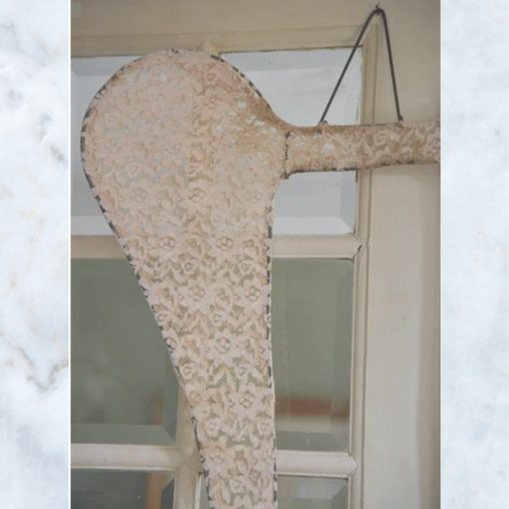 Jeanne d'Arc Angel Wings Lace 80cms