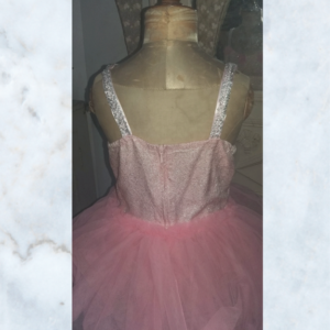 Antique Vintage Ballet Dress Tutu