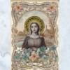 Madonna christmas card