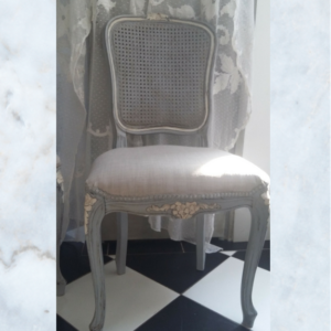 french bergere dining chairs