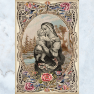 Divine Mother christmas card