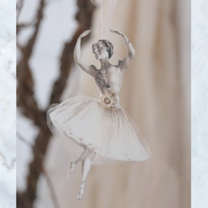 JDL ballerina decoration