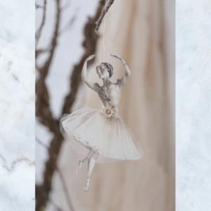 JDL ballerina decoration