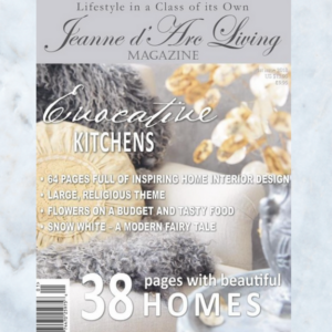 Jeanne d'Arc Magazine issue 1 2018
