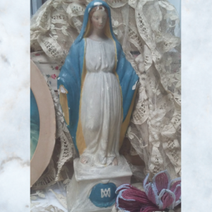Large French madonna