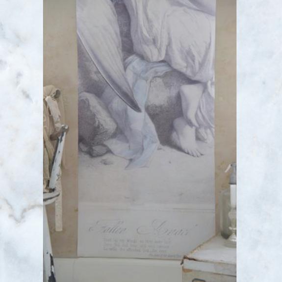 JDL fallen angel poster wallpaper