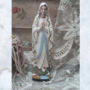Vintage French madonna