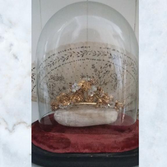 French crown tiara