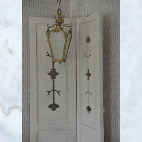 Jeanne d'Arc Living cream shutters