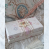 French fabric & decoupage box