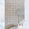 Jeanne d'Arc Living striped roses forever wallpaper