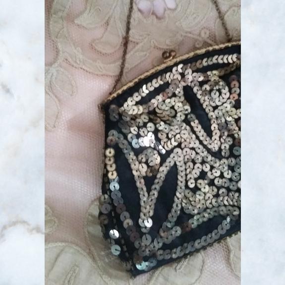 1930s evening bag