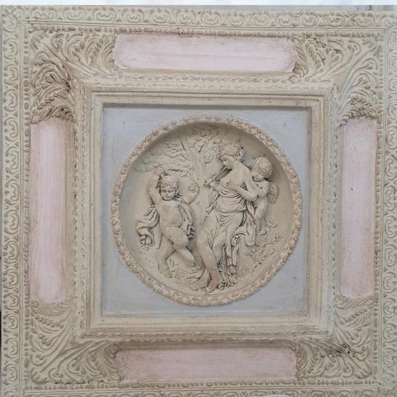 Cherub panel picture