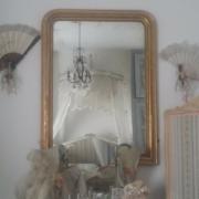 French louis mirror