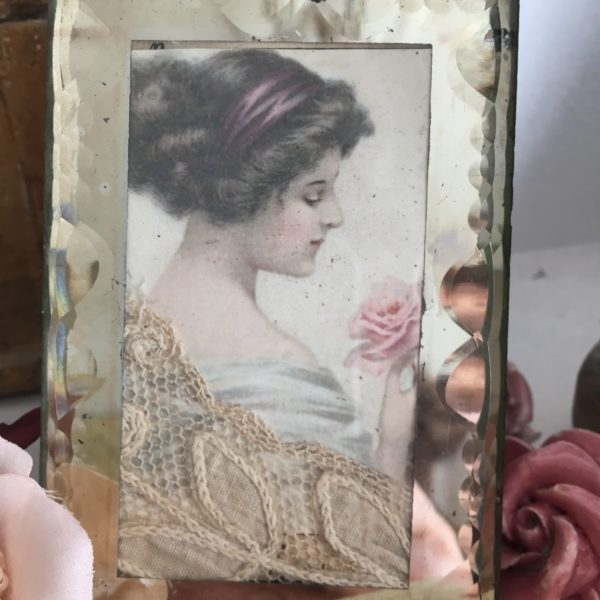 1930s venetian picture frame