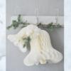 Jeanne d'art Living white christmas bell
