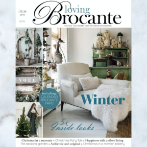 Loving brocante magazine christmas issue 6 2018