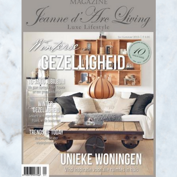 JDL magazine Dutch issue 1 2019