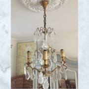 Antique French chandelier