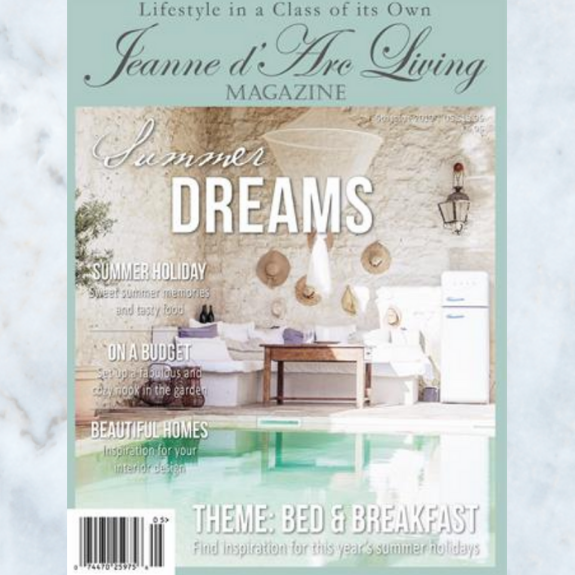 Jeanne d'Arc Living magazine issue 5 2019