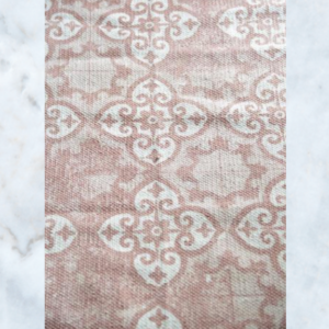 Jeanne d'Arc Living carpet rug cream dusty rose