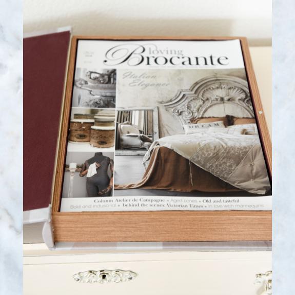 Loving Brocante storage box