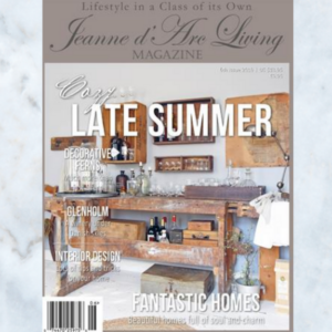 Jeanne d'Arc Living issue 6 2019