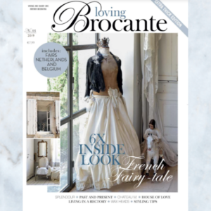 Loving Brocante magazine issue 3 2019
