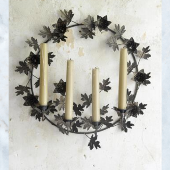 JDL candle holder advent wreath
