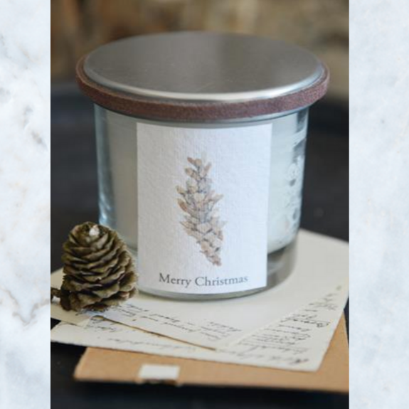 JDL scented candle