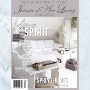 Jeanne d'Arc Living issue 2 2020