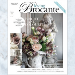 Loving brocante magazine issue 1 2020
