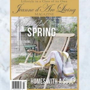 Jeanne d'Arc Living issue 3 2020