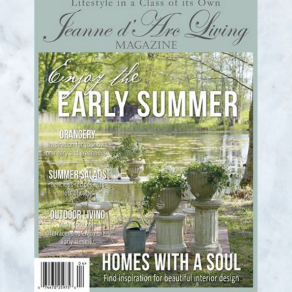 Jeanne d'Arc Living issue 4 2020
