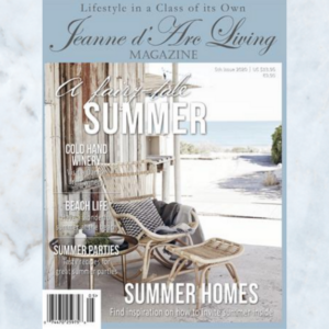 Jeanne d'Arc Living magazine issue 5 2020