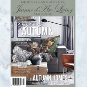 Jeanne d'Arc Living magazine issue 7 2020