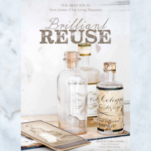 Jeanne d'Arc Living Brilliant Reuse Book