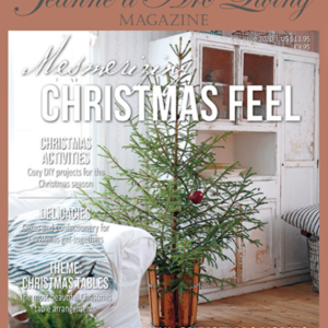 Jeanne d'Arc Living magazine christmas issue 8 2020