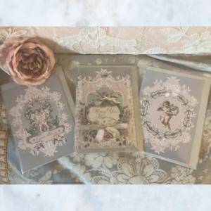 Miss Havishams Attic cupid cards