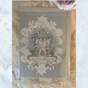 Miss Havishams Attic cup card