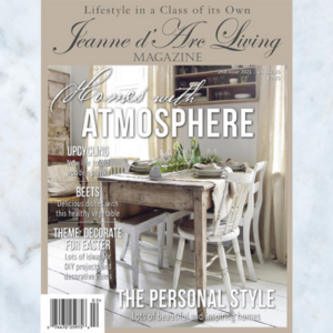 Jeanne d'Arc Living issue 2 2021
