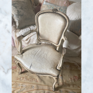 Antique French louis chair