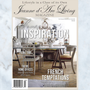 Jeanne d'Arc Living magazine issue 3 2021